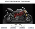 Thumbnail Ducati Streetfighter 2009 - 2011 workshop Service Manual